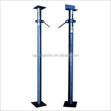 Adjustable Steel Scaffolding Prop,Vertical Shoring Jack Post