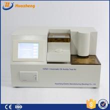 Hzsz-1 transformador de ácido de aceite de valor de prueba kit