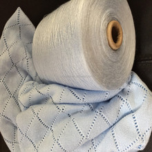 Wholesale 21S/1 100% bamboo yarn for knitting, socks with high quality