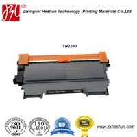 High quality compatible TN-2280 toner cartridge for brother HL-2220/2230/2240/2242/2250/2270/MFC-7360/7470/7460/7860/DCP-7057/70