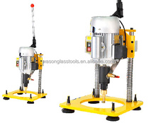 portable glass drilling machine for glass hole