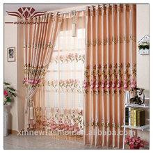 Le pacs 3 panne rideau en tissu, moderne salon rideaux., tissu rideau d'occultation