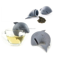 silicone cooking kitchen gadget soup/ tea infusers with cleaning brush