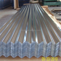 22 gauge curve galvanized corrugated metal roofing sheet