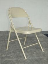 Metal cheap wholesale metal folding chairs