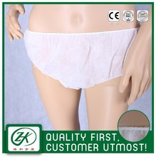 Wholesale nonwoven maternity women hospital disposable panties for women