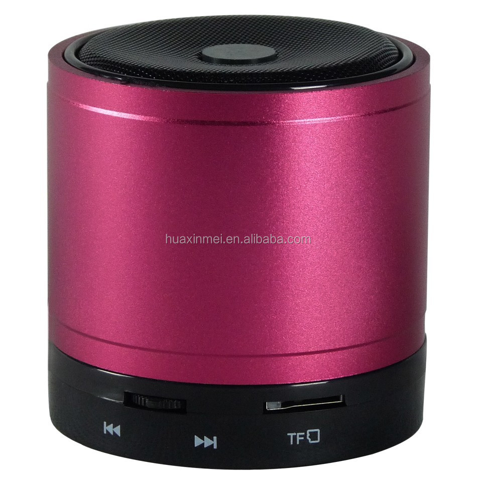 2015 best design bluetooth speaker super bass portable mini speaker