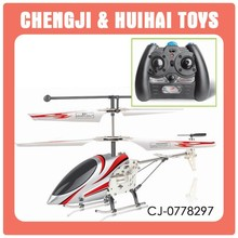 Easy to fly kids mini alloy structure helicopter model toy with gyro for sale