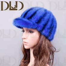 fashion mink fur scarf fashionable canadian winter hats