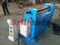 ELECTRIC SLIP ROLL BENDING ROLL FROM METAL PLATE ROLL FORMING INDUSTRY