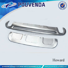 2014-2015 stainless steel skid plate for audi q7 sport from pouvenda