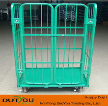 Logistic Roll Trolley Supermarket Goods transport Rolling Container