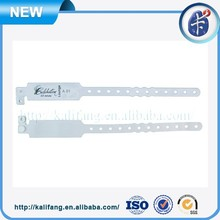 New style good quality one time rfid wristbands for events