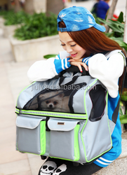 China manufacturer wholesale pet carrier with wheel