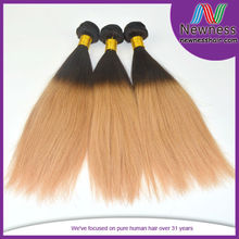 Stock unprocessed straight natural color hair phone
