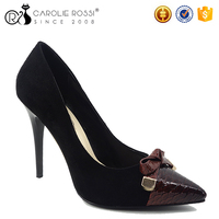 Wholesale cheap pointed toe evening shoes for women