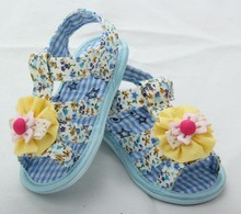 elegant cool high quality baby girl sandals