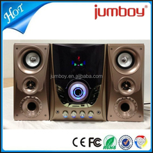 low price new model 2.1 mini subwoofer mp3 speaker
