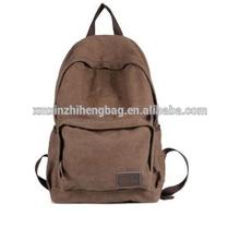 2015 nuevos hombres de ocio de mochila de lona, clásica mochila