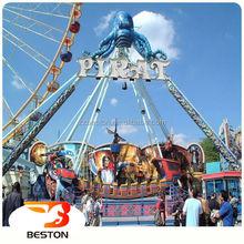 Excellent kids indoor amusement rides pirate ship for sale
