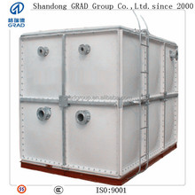 GRP chilled water tank
