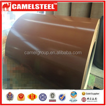 color coated ppgi steel product to import to south africa