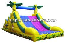 HI EN 14960 inflatable toboggan slide