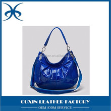 Fashionable modern designer occupation female handbag hot new products handcrafted with imitation leather material