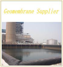 HDPE waterproof geomembrane for oil tank basement treatment