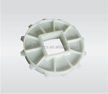 Machined Plastic Conveyor Sprocket for 400 Modular Belt