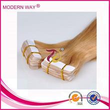 AAAAA grade 100% brazilian human hair , flip in hair extension,fish wire hair extension
