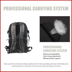 Fashion DSLR for SLR backpack canvas import school backpack from china