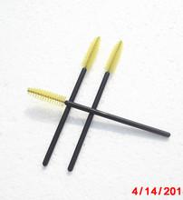 false eyelash extension mascara disposable mascara wand brush for make up