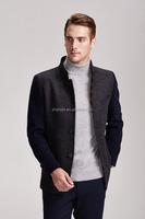 Popular men's woolen coat