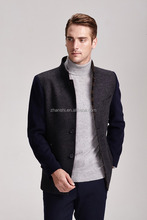 Popular men's woolen coat