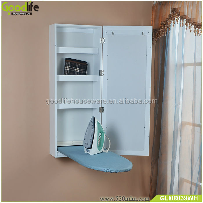 GLI08039mirror ironing board cabinet-2