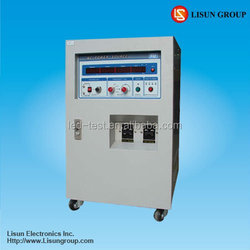 LSP-5KVA PWM Type AC variable voltage power supplies are very useful