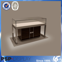 Display cabinet/jewelry display cabinet/glass jewelry display cabinet