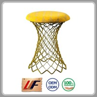 The Most Popular Outdoor Stool Colorful Custom Fitted Yellow Salon Styling Chairs