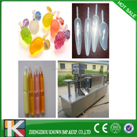 popsicle filling sealing packing machine ice lolly tube filling machine