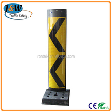 Reflective Flexible Collapsible Traffic Road Safety Bollard Delineator