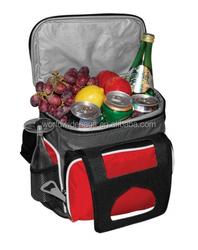 Promotion cooler bag for present