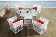 Cheap ikea rattan wicker garden furniture wholesale (DH-9662)