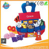 printed fabric animal house toy for kids