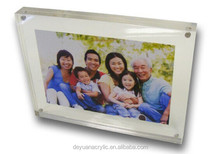Custom Acrylic Family Picture Holders / Photo Frame