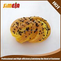 Simela artificial nice food model of fake bread