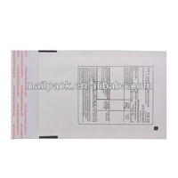 Kraft Bubble Mailers with White Color #0 Size