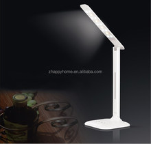 Touch sensor desk lamp for office