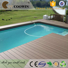 cheaper wood composite Plastic Decking uk ---- COOWIN
