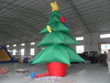 Top quality inflatable christmas tree